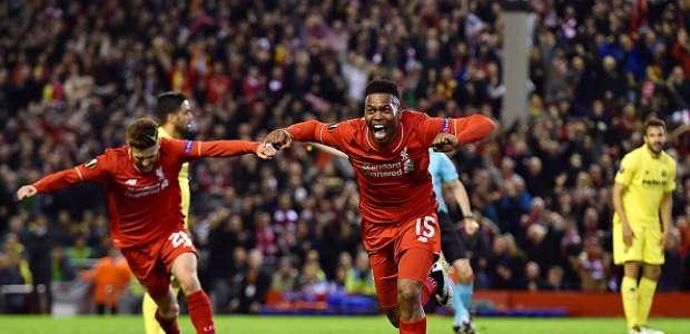 Liverpool golea a Villarreal y es finalista de Europa League