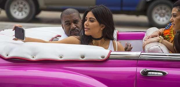 Kanye West sobre selfies desnuda de Kim Kardashian: 'las ...