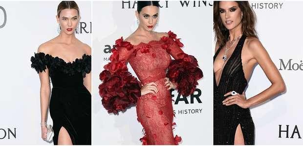 Gala amfAR de Cannes: ¿quién fue la estrella mejor vestida?