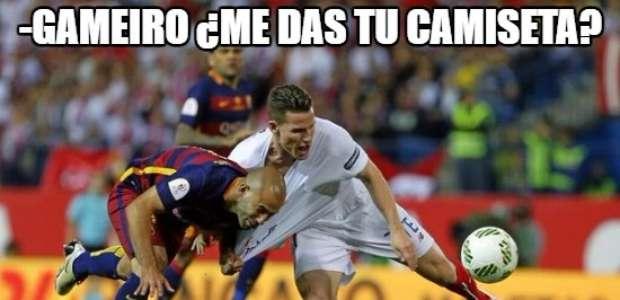 Los mejores memes de la final de Copa del Rey entre ...