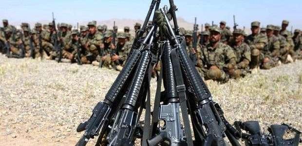 O escândalo das tropas fantasmas na luta contra o Talebã ...
