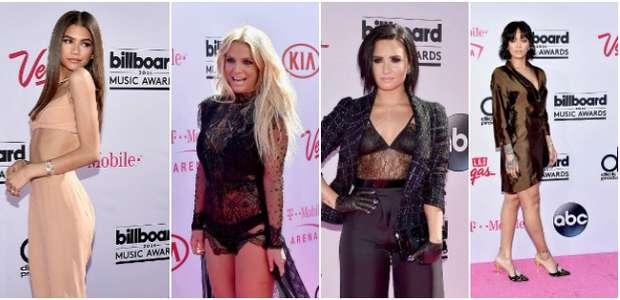 Billboard Music Awards 2016: estrellas mejor y peor vestidas