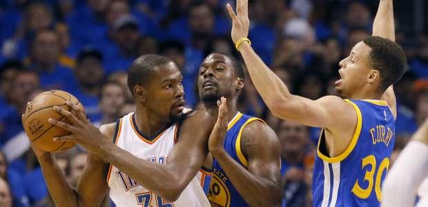Thunder aplasta a Warriors y toman ventaja en el Oeste