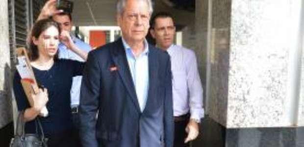 Dirceu pede ao STF perdão de pena em processo do mensalão