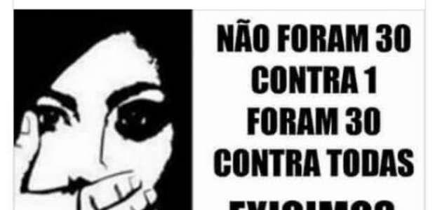 30 hombres violan a una chica en Río de Janeiro y ...