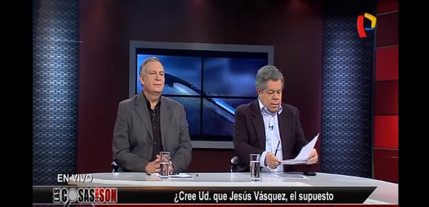 Panamericana suspende polémico programa 'Las cosas como son'