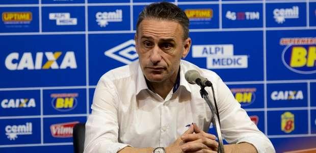 Paulo Bento diz que Cruzeiro não fará 'fair play' por ...