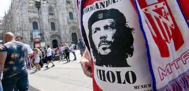Invasión madrileña en Milán para la final de la Champions