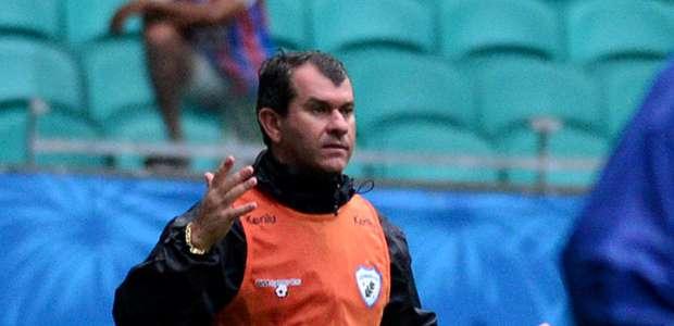 Doriva é demitido do Bahia após perder em casa e deixar G4