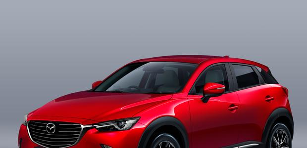 Mazda CX 3, Mazda3 y Mazda6 Mejor Opción de Seguridad+ IIHS