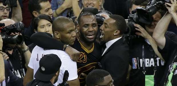 Cavaliers rompen maldición y son los campeones de la NBA