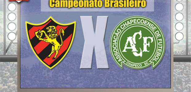 Sport e Chapecoense se enfrentam na Ilha do Retiro pelo ...