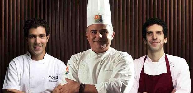 Jantar em São Paulo reúne chefs com estrelas Michelin