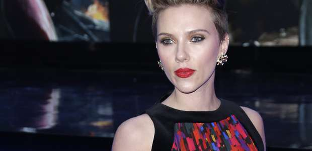 Scarlett Johansson es la actriz más lucrativa de Hollywood