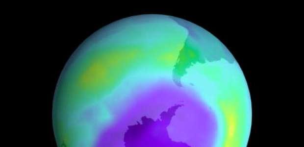 Comienza a cerrarse el agujero en el ozono de la Antártica