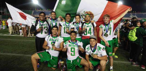 Premiación a la Selección mexicana U19, ganadora del bronce