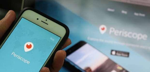 Twitter revela nuevas funciones de Periscope