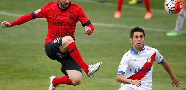 Colo Colo celebra primero triunfo en la era de Pablo Guede
