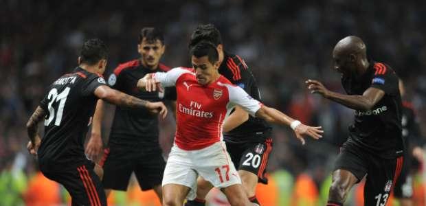 Alexis Sánchez queda fuera de la gira de Arsenal