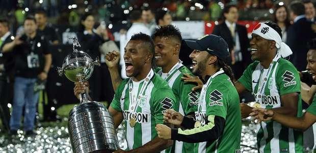 Atlético recebe R$ 24 milhões com título da Libertadores