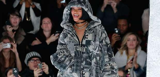 Rihanna ganha loja pop up dentro da multimarcas Colette, ...