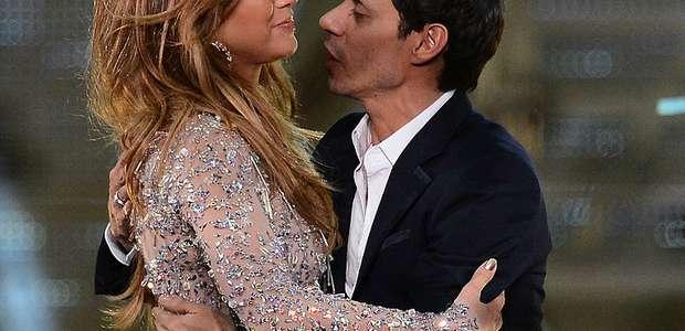 Hillary Clinton une a Jennifer Lopez y Marc Anthony (FOTO)