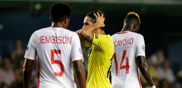 Villarreal pierde con el Mónaco y se complica entrar en ...