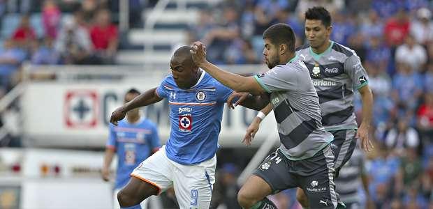 ¿A qué hora juega Cruz Azul vs Santos? Liga Mx Apertura 2016