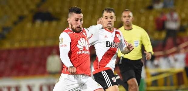 River recibe a Independiente Santa Fe buscando el ...