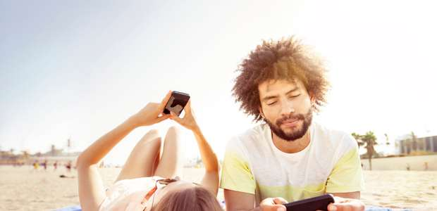 Aplicativo para casal pode ajudar em seu relacionamento