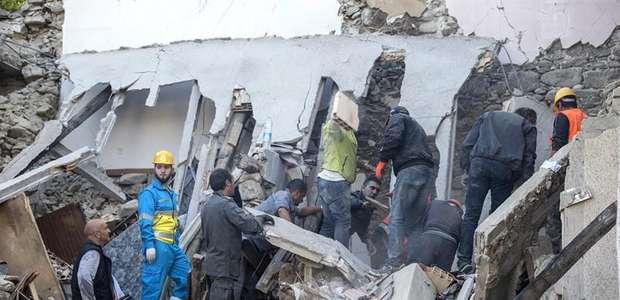El devastador terremoto de Italia deja al menos 247 muertos