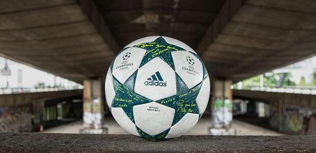 Esta es la pelota con la que se jugará la Champions League