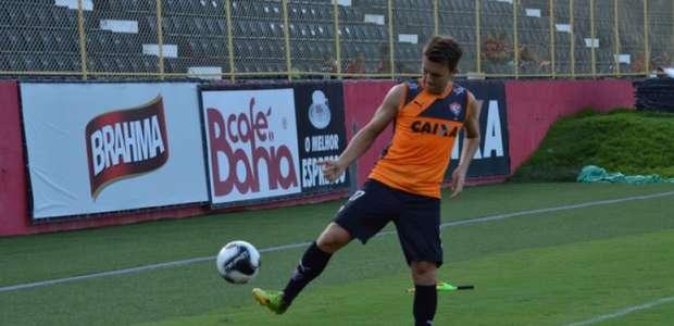 Dagoberto está de saída do Vitória após 20 jogos sem ...