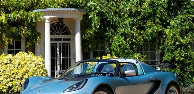 Lotus Elise 250 Edición Especial: rápido y muy ligero