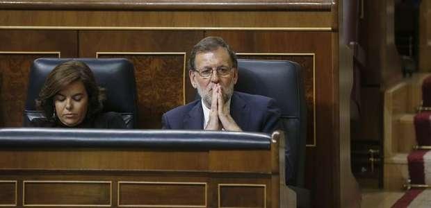 Rajoy no consigue la mayoría y el Congreso rechaza su ...