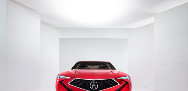 Acura Precision Concept, elegancia y sofisticación