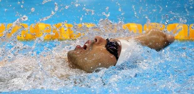 Daniel Dias vence e vai à final nos 100m livre