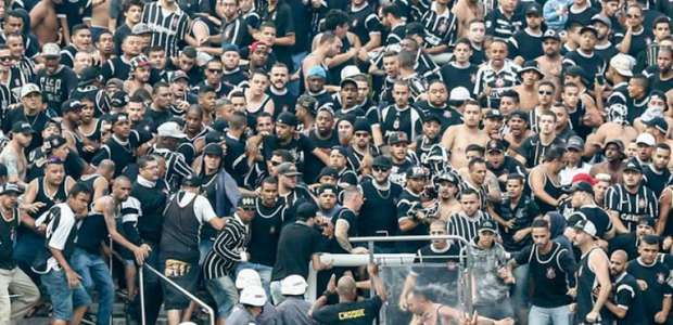 STJD interdita setor Norte da Arena Corinthians após briga