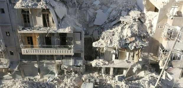 Ataques a civis em Aleppo violam lei humanitária, ...