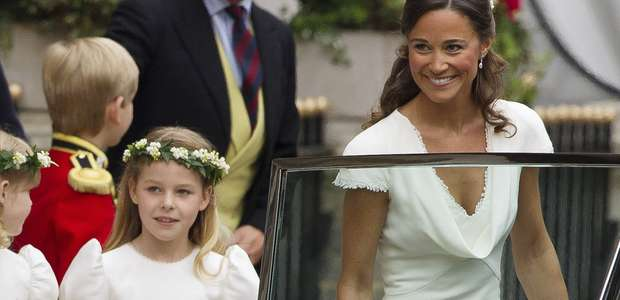 Hackers roubam 3 mil fotos e chantageiam Pippa Middleton