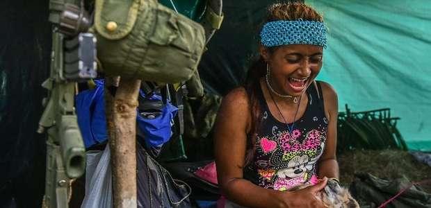 Che, poncho, lenços e boinas: a moda guerrilheira das ...