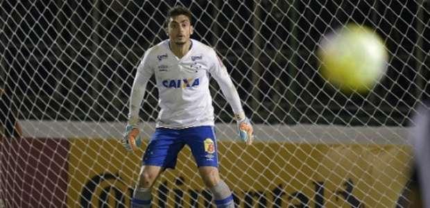 Goleiro do Cruzeiro projeta média perfeita como mandante ...