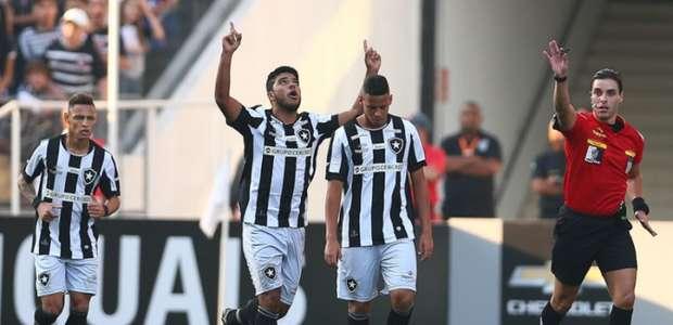 No reencontro com o Timão, Botafogo busca não repetir ...