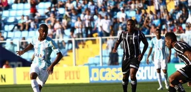 Tatá volta a marcar após três meses e dedica gol à união ...