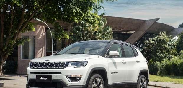 Jeep lança Compass Flex a partir de R$ 99.990