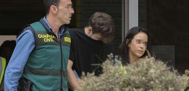 Patrick Nogueira, a prisión tras confesar el asesinato ...