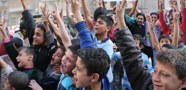 """Niños en Alepo: """"Prefiero morir"""""""