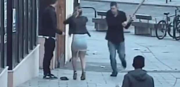 Brutal agresión racista a un turista por hablar español ...