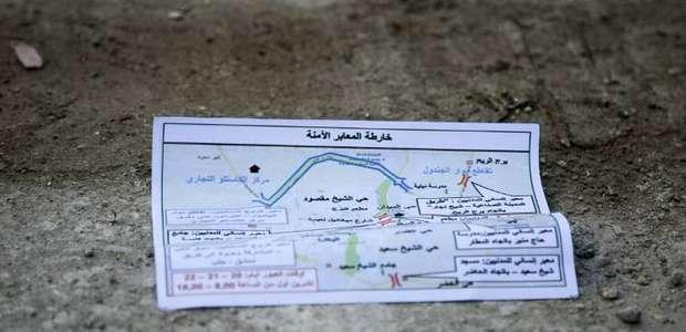 Trégua decretada pela Rússia em Aleppo se aproxima do fim
