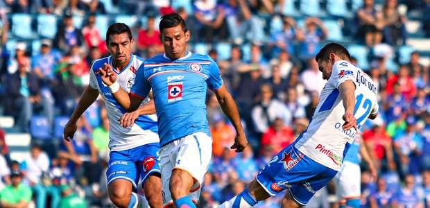 EN VIVO: Cruz Azul vs Puebla jornada 14 Liga MX
